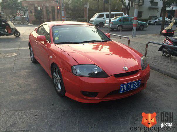 аренда авто в Шанхае