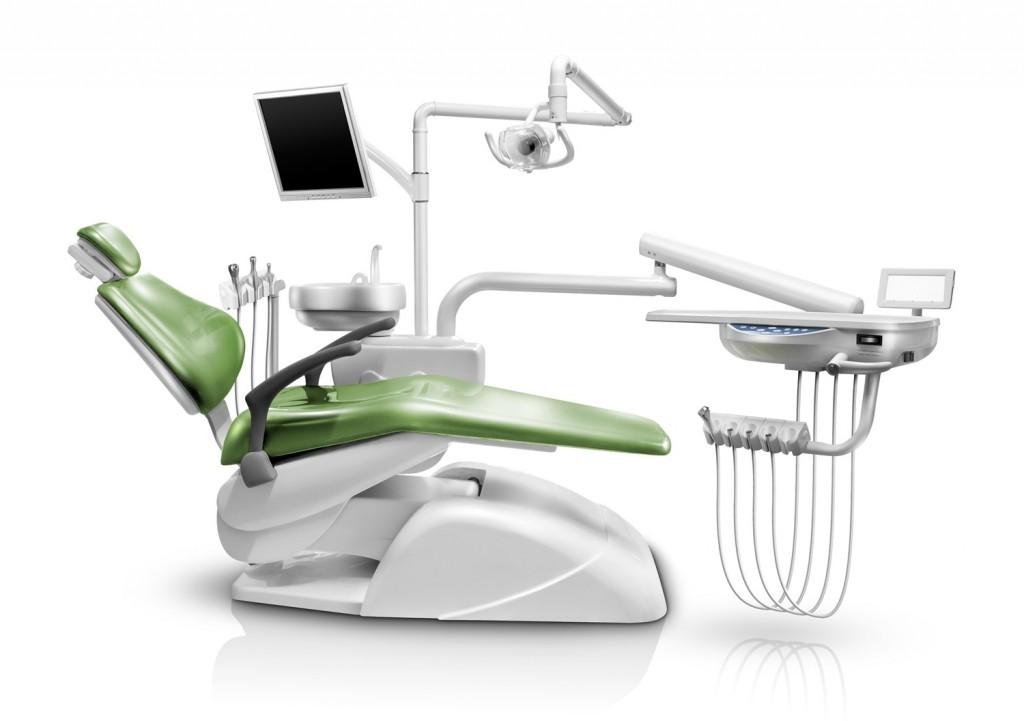 стоматологическое оборудование, Китай