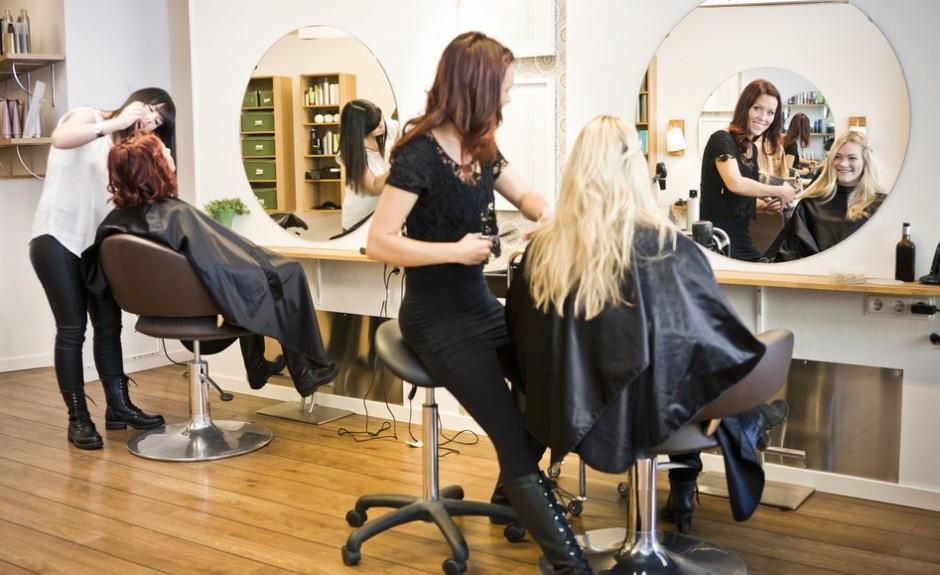 парикмахерское оборудование из Китая
