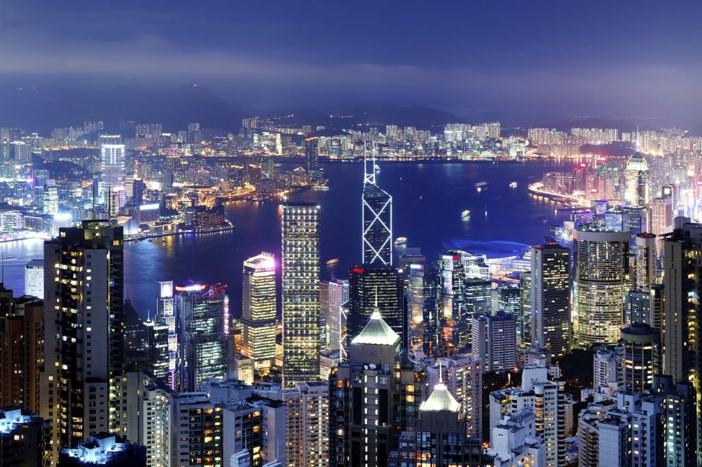 гид в Гонконге
