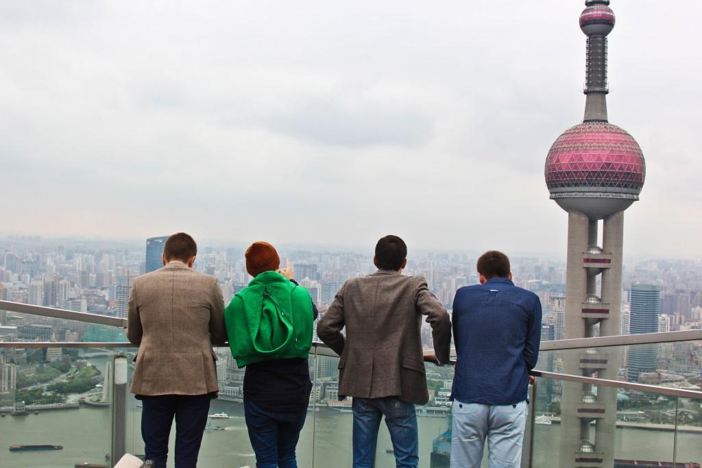 студенческие туры в китай