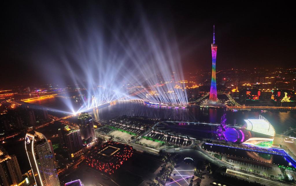 Гид в Гуанчжоу