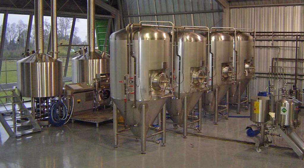 оборудование для производства пива в Китае