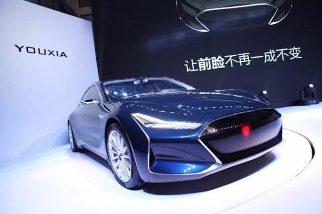 китайские марки машин