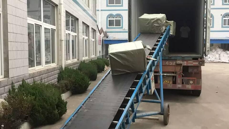 контроль загрузки контейнера китай