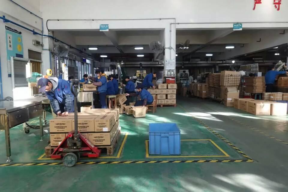 складское помещение шанхай китай