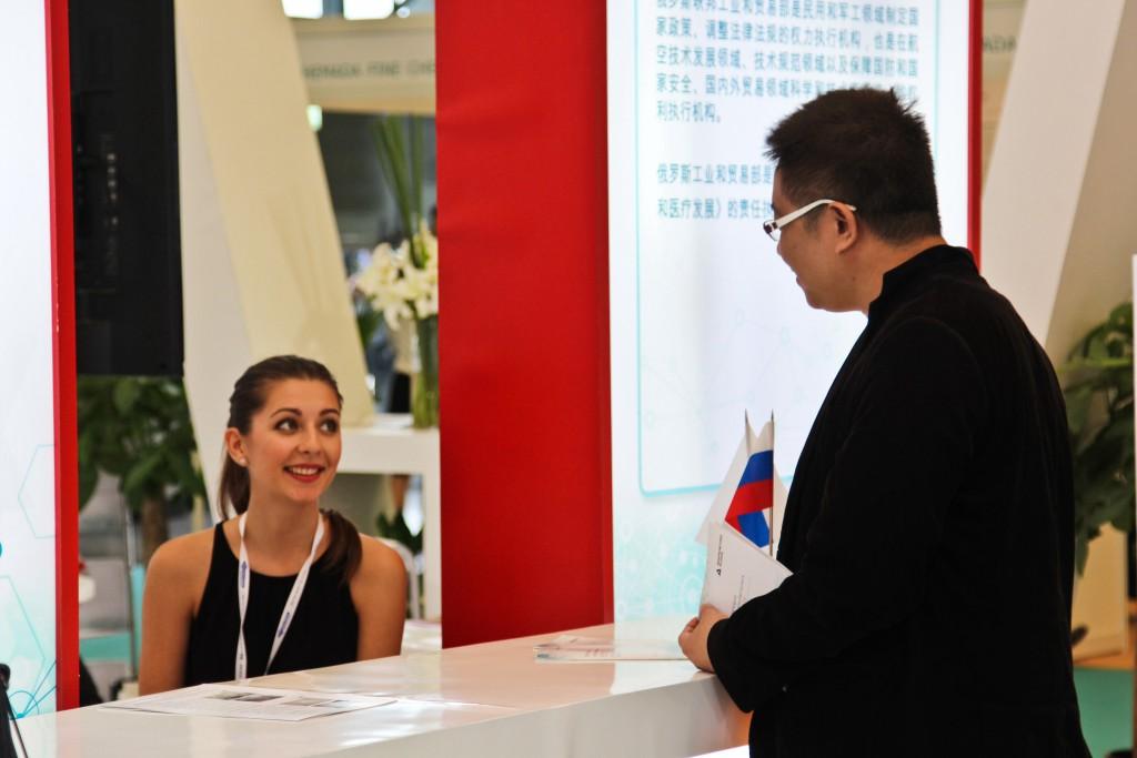 представительские услуги в Китае