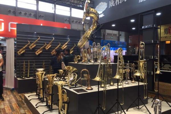 Выставки Light&Sound и Music China