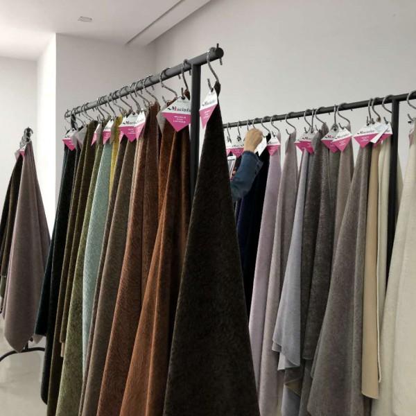 Закупка текстилей и меховой продукции
