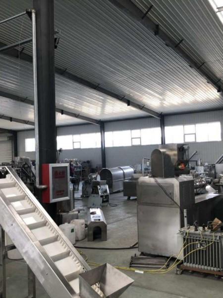 Проверка оборудования по производству кукурузных хлопьев