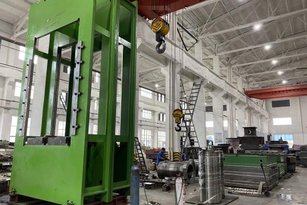 Инспекция 4 заводов по производству пенопласта EVA