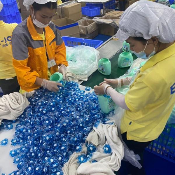 Изучение производственного процесса в Гуанчжоу