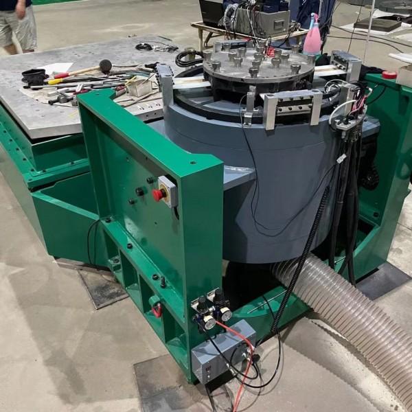 Работа с вибрационным оборудованием